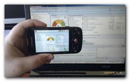CAFM mobil megoldás